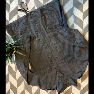 Kut from the Kloth Lightweight Gray Jacket